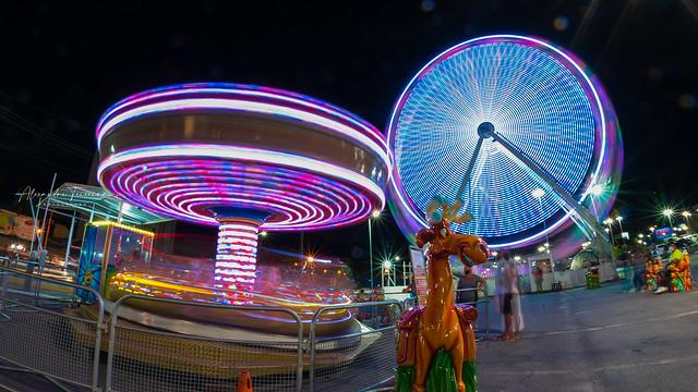 Roda Gigante em Maceió Shopping, Maceió, Alagoas.