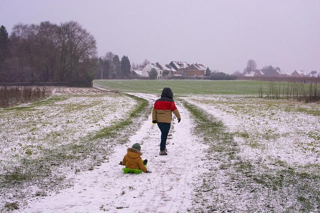 Enjoy the winter