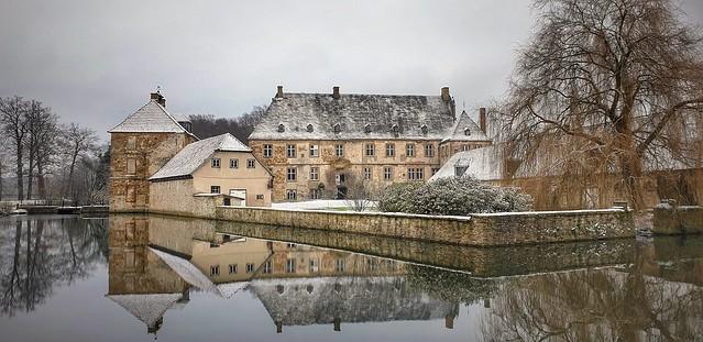 Wasserschloss Tatenhausen...