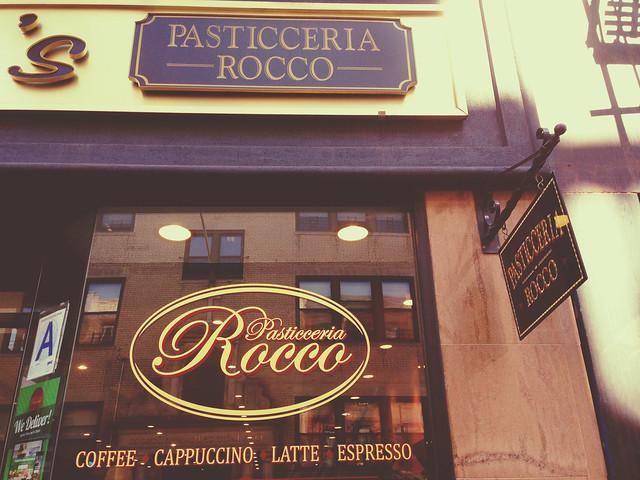 Pasticceria Rocco - Little Italy.