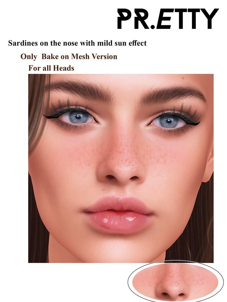 New Make-up !