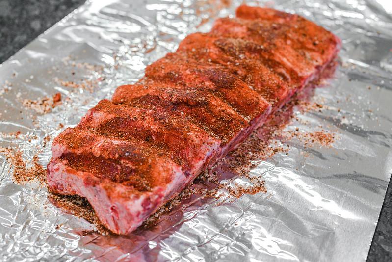 Dr. Pepper-glazed Beef Back Ribs