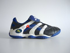 1998 VINTAGE ADIDAS TORSION EQUIPMENT PREDATOR ACCELERATOR GOAL FEET YOU WEAR SOCCER SPORT SHOES