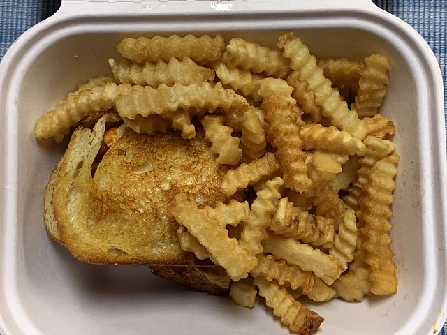The Cheat Meal - BUFFALO GRILLED CHEESE