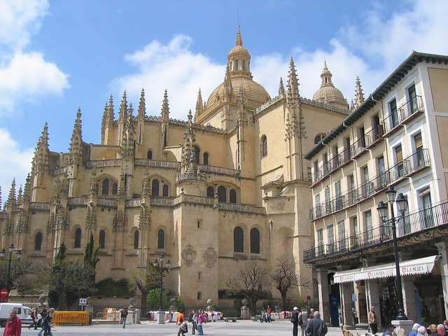IMG_2990 Kathedrale von Segovia, 20.4.2006
