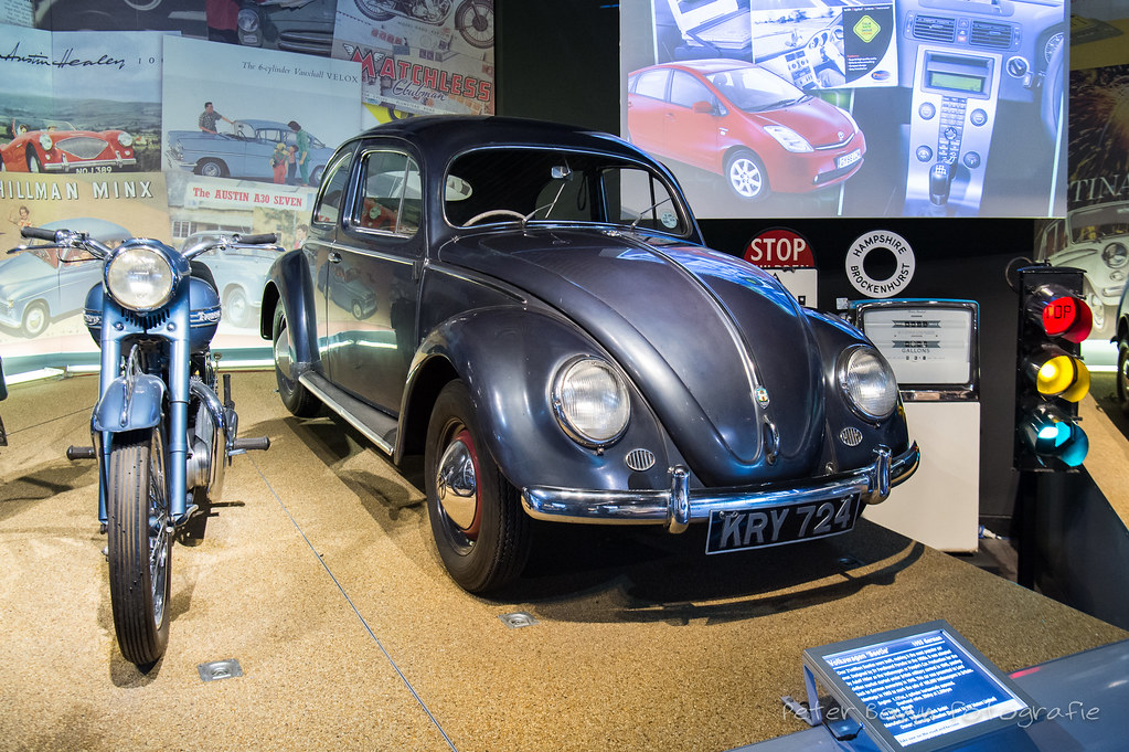 Volkswagen Beetle Export - 1953