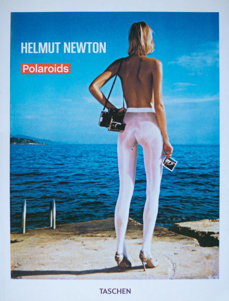 Helmut Newton, Polaroids