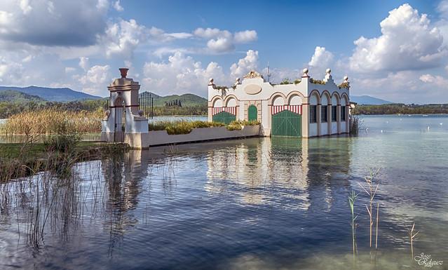 Lago Bañolas