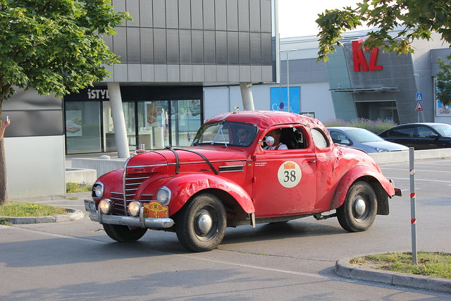 #38 - 1939 Plymouth Coupe