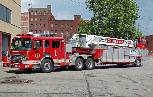 Columbus OH - Ladder 1
