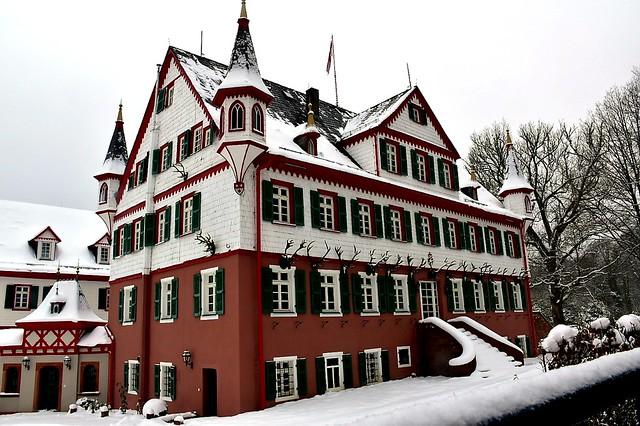 Jagdschloss Eulbach Odenwald