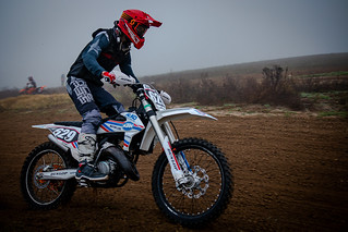 Motocross event, Pilis 2020
