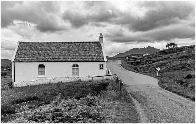 Bracadale Church, Isle of Skye