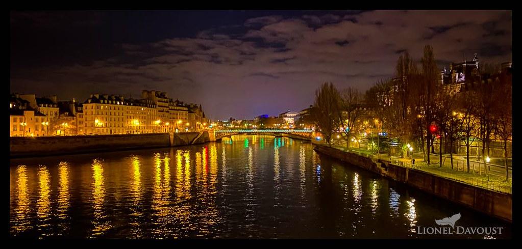 Tranquil Paris