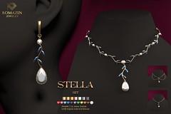 Romazin - Set <Stella>, FatPack