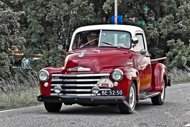 Chevrolet 3100 Pick-Up Truck 1949 (6882)