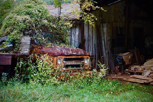 Rusty Rest Stop