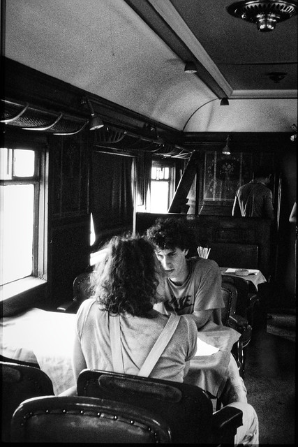 slow train to Belgrad - 1985