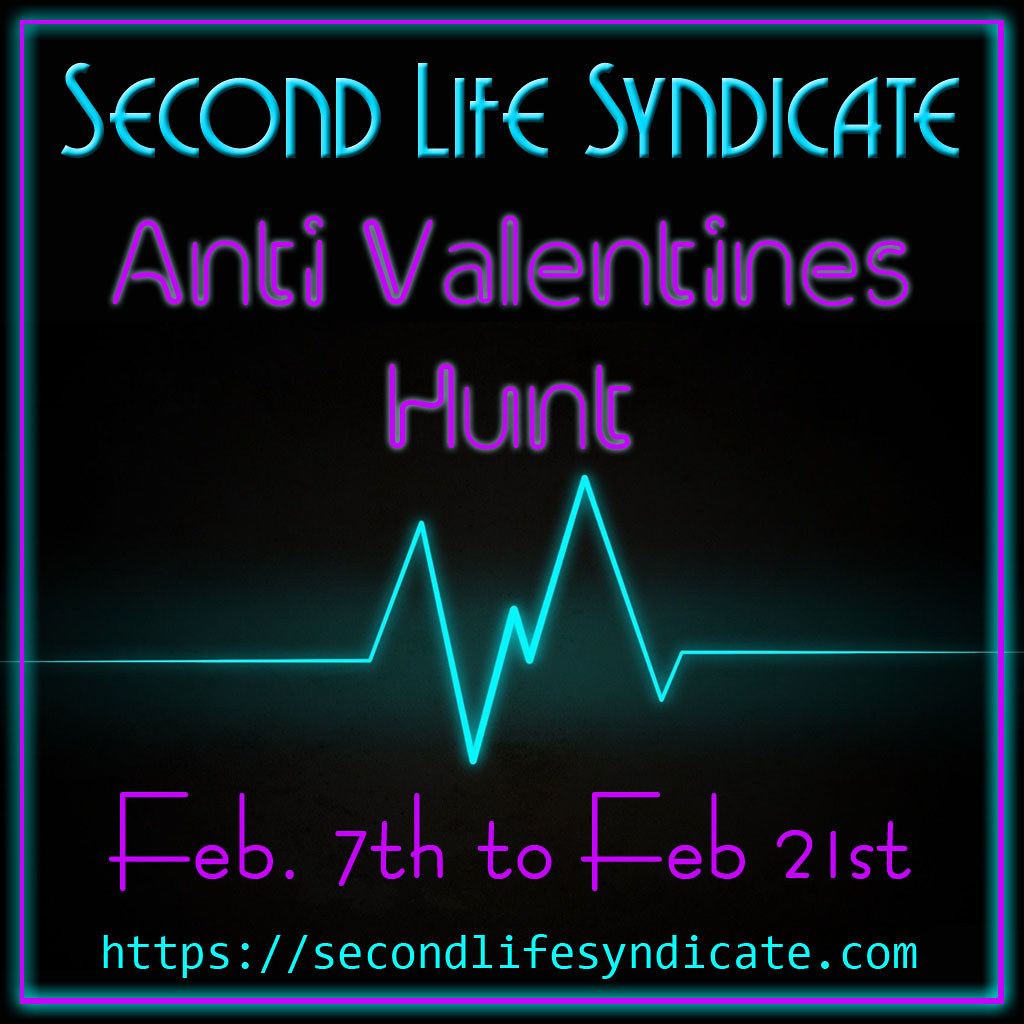 SLS Anti Valentines Hunt Apps Open