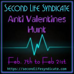 SLS Anti Valentines Hunt Apps Open