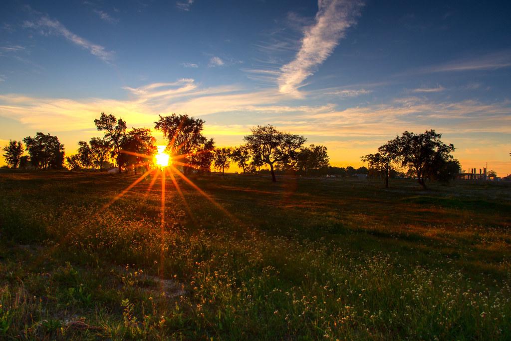Sunset in Fajarda...