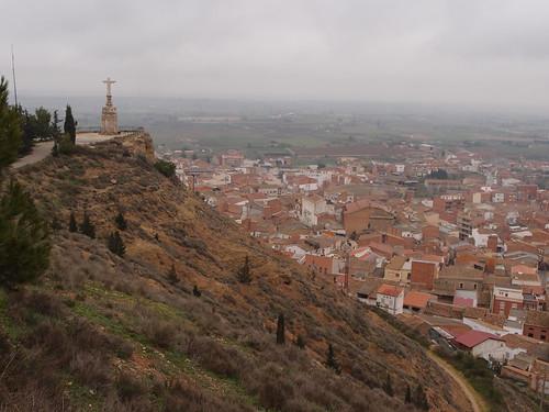 Vista general de Alguaire