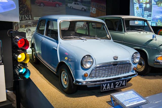 Austin Mini Seven - 1959