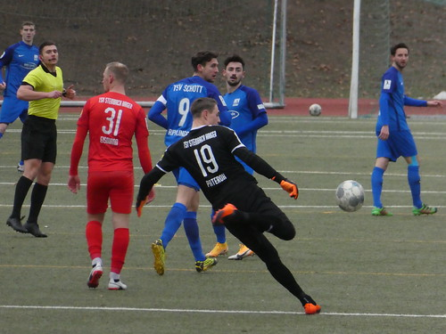 TSV Schott Mainz 1:3 TSV Steinbach Haiger