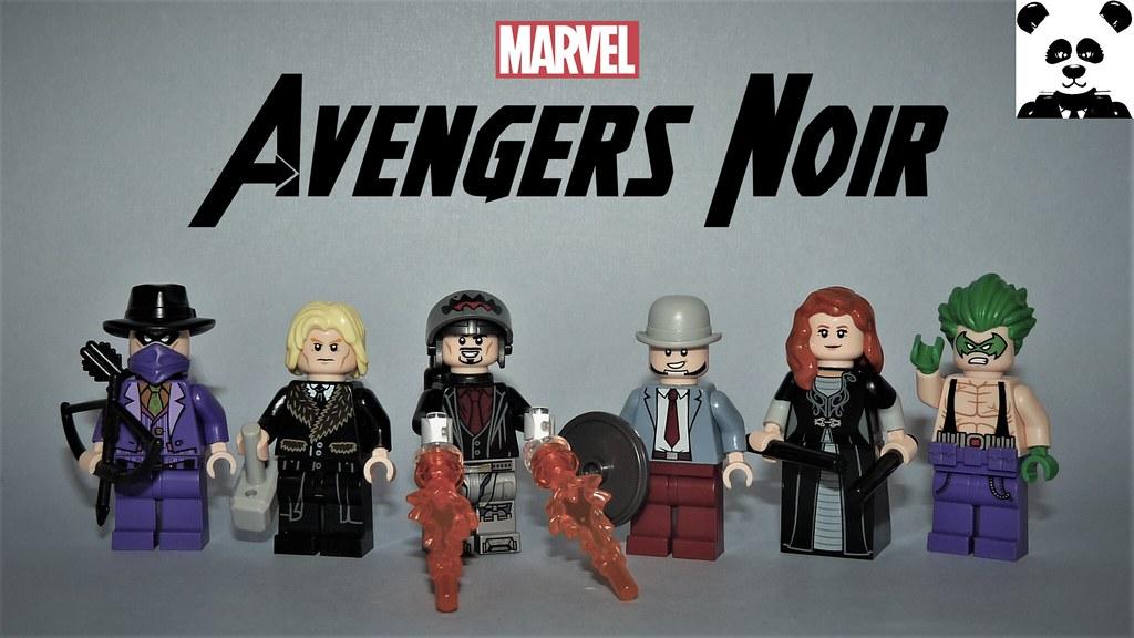Avengers Noir