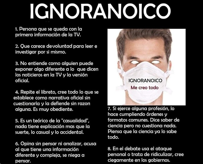IGNORANOICO