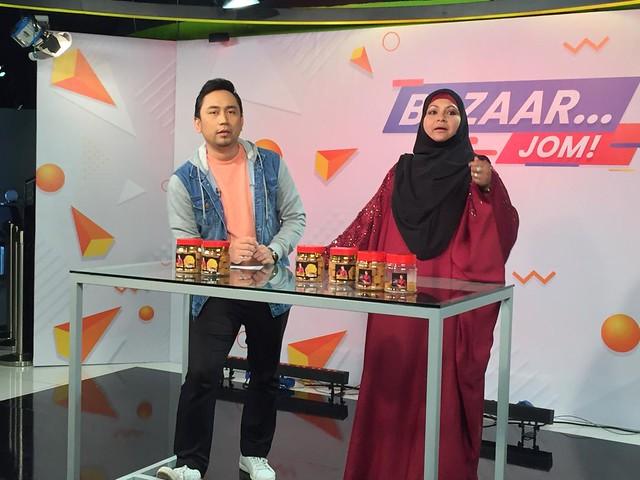 Peluang masuk tv dalam Bazaar..Jom!
