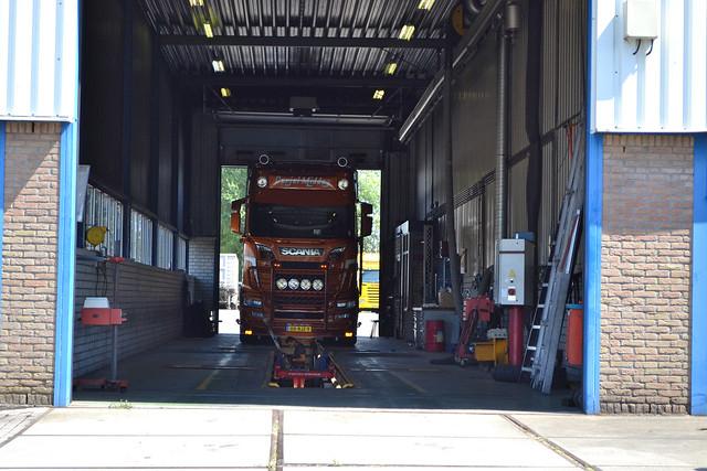 Scania S520NG Danjel Middag Wadenoijen
