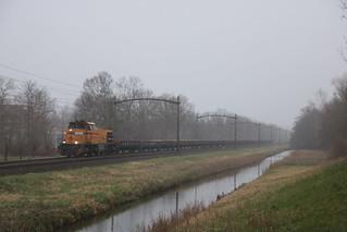 Strukton 303008 te Dordrecht Zuid