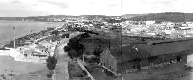 Forte do Bom Sucesso, Pedrouços (E. Portugal 1939)