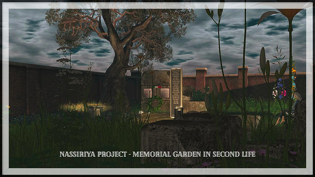 Nassiriya Project - Memorial Garden