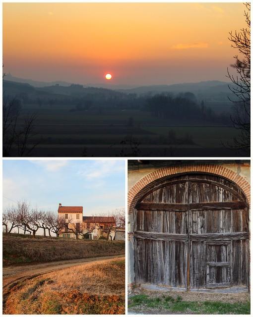 Monferrato, Piemonte, Italia. 🇮🇹❤️