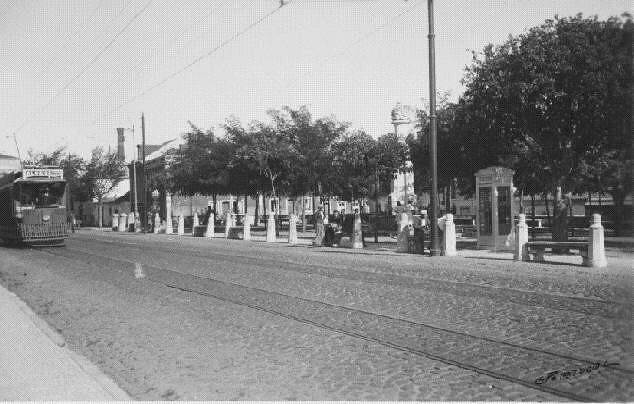 Largo da Princesa, Lisboa (E. Portugal, 1939)