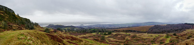 from lang craigs in winter