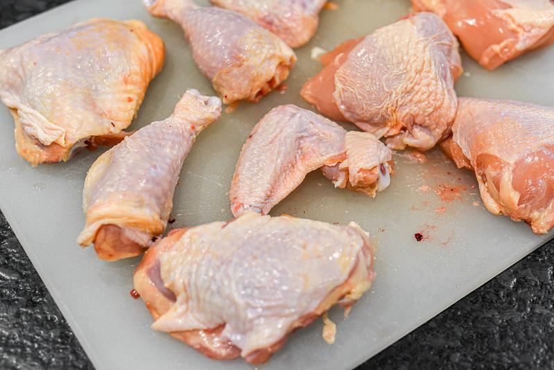Smoked Fried Chicken