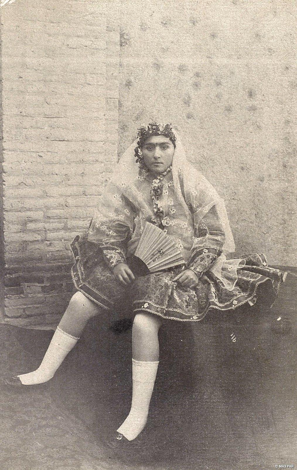 Тип местной женщины