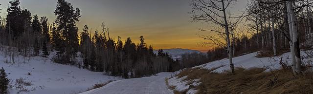 Winter sunset [Explore 18 Jan 2021]