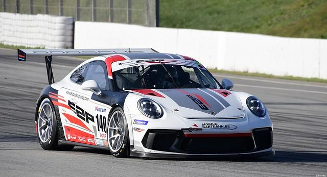 Porsche  991 GT3 Cup / Manuel Cintrano / ESP / Pedro M. Salvador / PT / E2P Escuela  Española de Pilotos