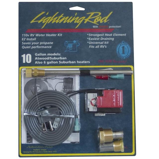 Universal Lightning Rod 10 Gal