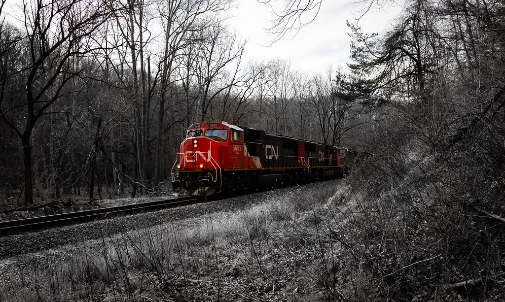 Winter Hike 2021 : Train