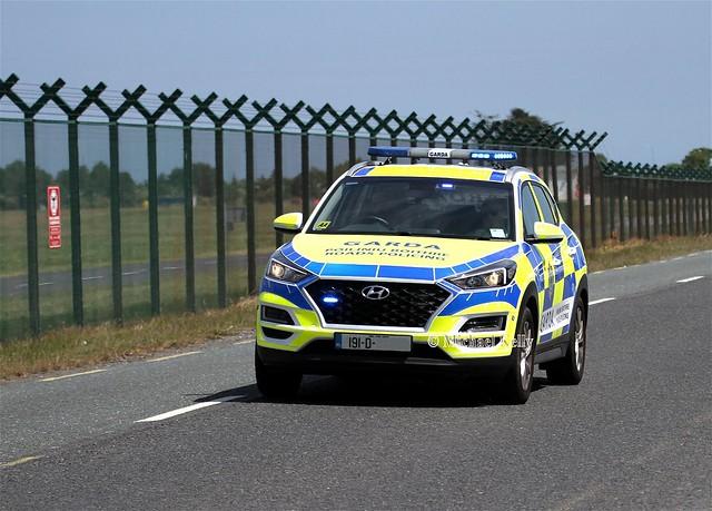 Garda ( Irish Police )                                            Hyundai
