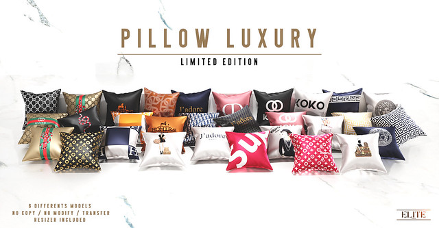 NEW RELEASE - PILLOW LUXURY!!! 🔥🔥🔥