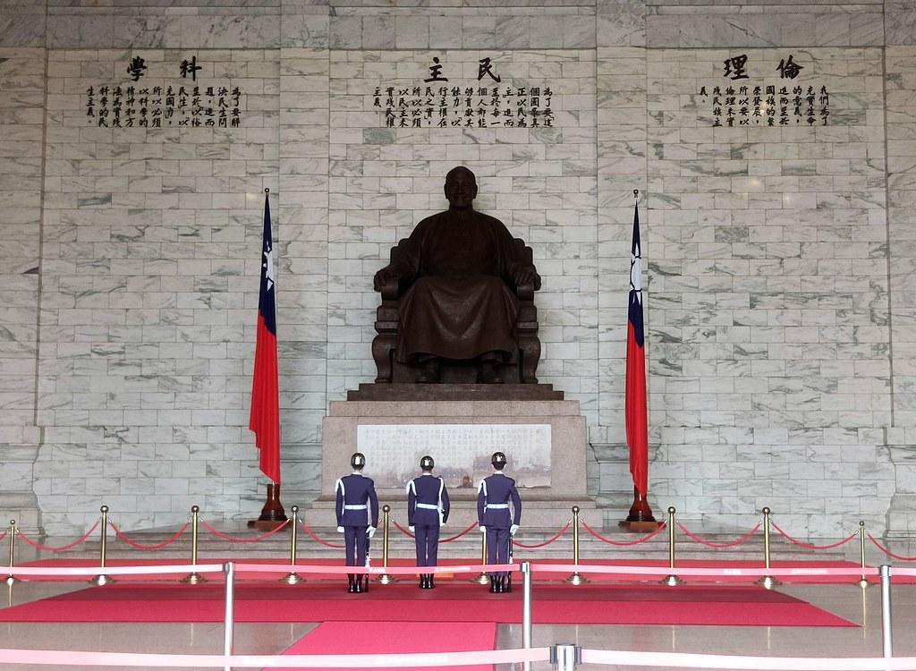 台北中正紀念堂 (10)