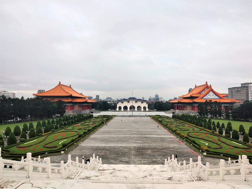 台北中正紀念堂 (4)