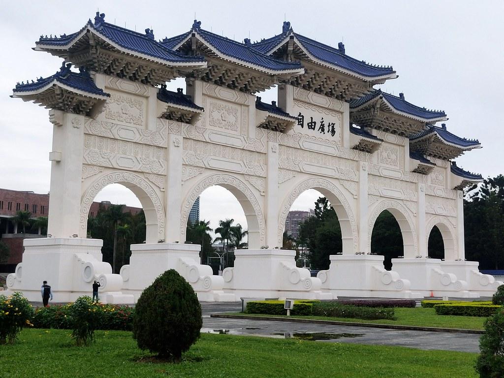 台北中正紀念堂 (2)