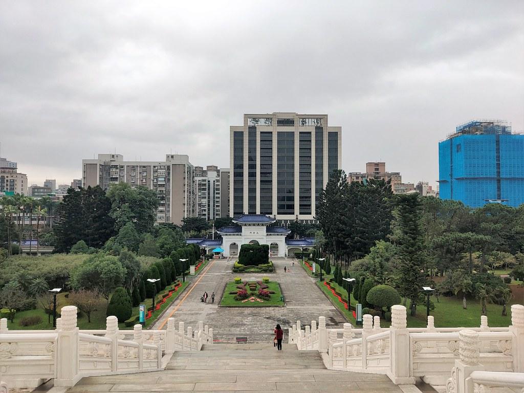 台北中正紀念堂 (1)